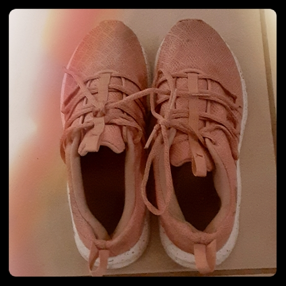Puma Shoes | Foam Pink Sneakers | Poshmark